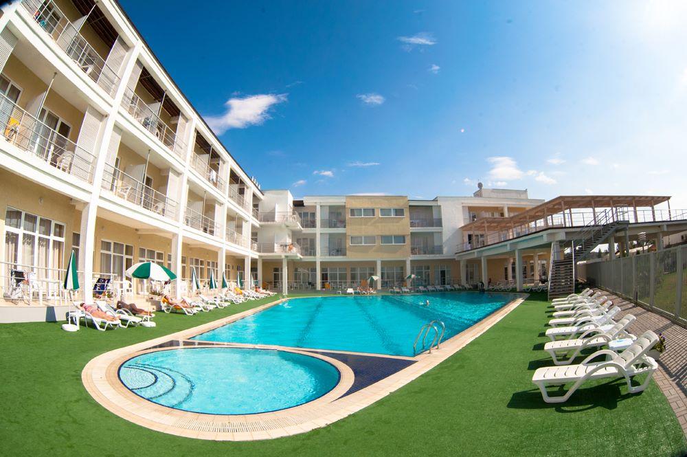 Гостиничный комплекс «Капля моря»